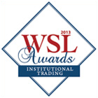 WSL Trading Awards 2013